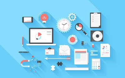 Digitalbaustein Office 4.0 - Ihr Arbeitsplatz im digitalen Wandel
